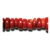 Coral Grade (A) 10-12mm Strung